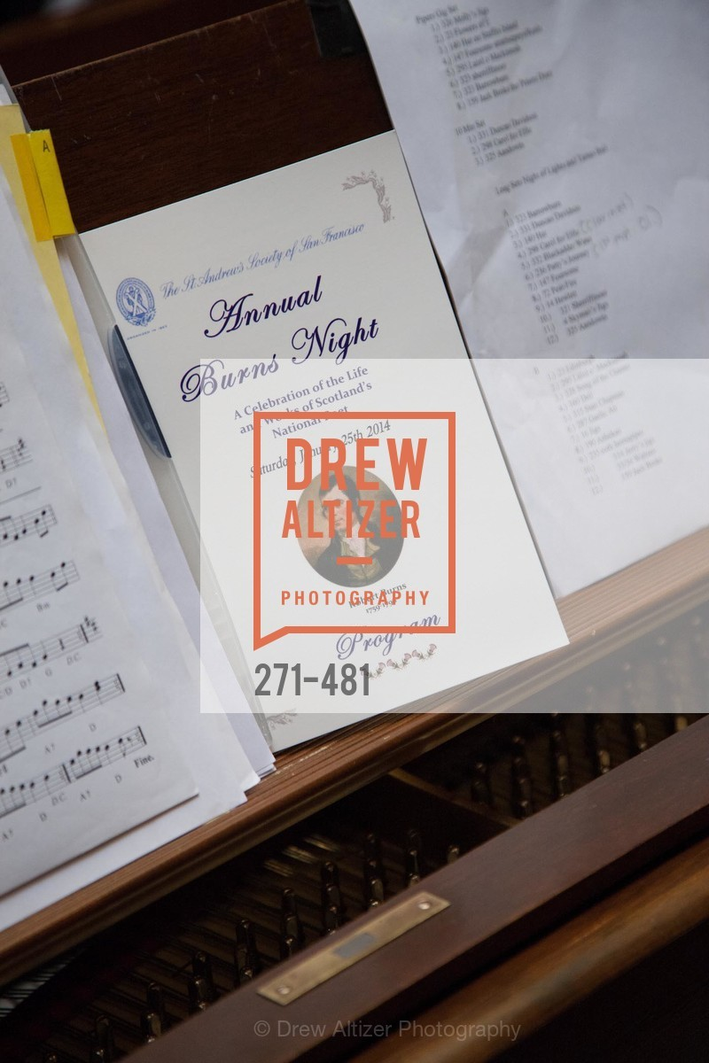 Atmosphere, ST. ANDREW'S SOCIETY OF SAN FRANCISCO'S Traditional Burns Night Supper 2014, US. US, January 25th, 2014,Drew Altizer, Drew Altizer Photography, full-service agency, private events, San Francisco photographer, photographer california