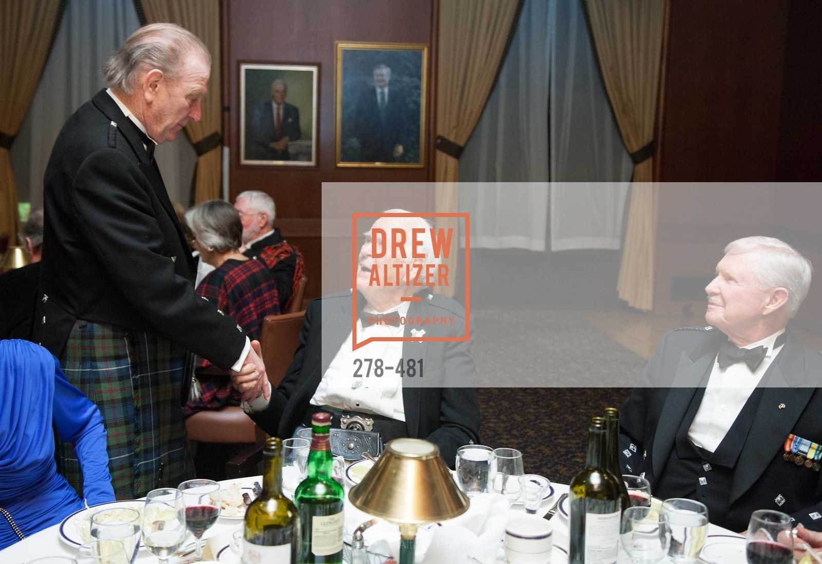James Robertson, Casey McKibben, ST. ANDREW'S SOCIETY OF SAN FRANCISCO'S Traditional Burns Night Supper 2014, US. US, January 25th, 2014,Drew Altizer, Drew Altizer Photography, full-service agency, private events, San Francisco photographer, photographer california