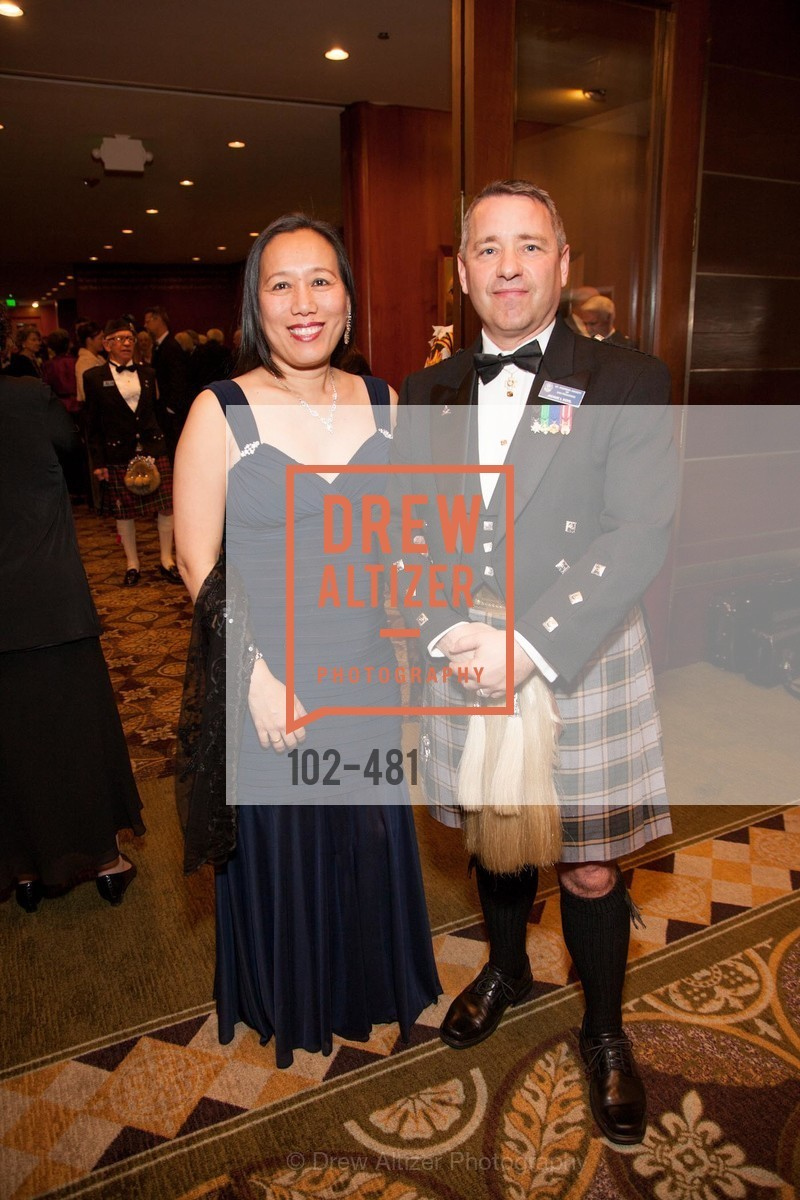 Tsering Youdon, Jaeame Koyil, ST. ANDREW'S SOCIETY OF SAN FRANCISCO'S Traditional Burns Night Supper 2014, US. US, January 25th, 2014,Drew Altizer, Drew Altizer Photography, full-service agency, private events, San Francisco photographer, photographer california