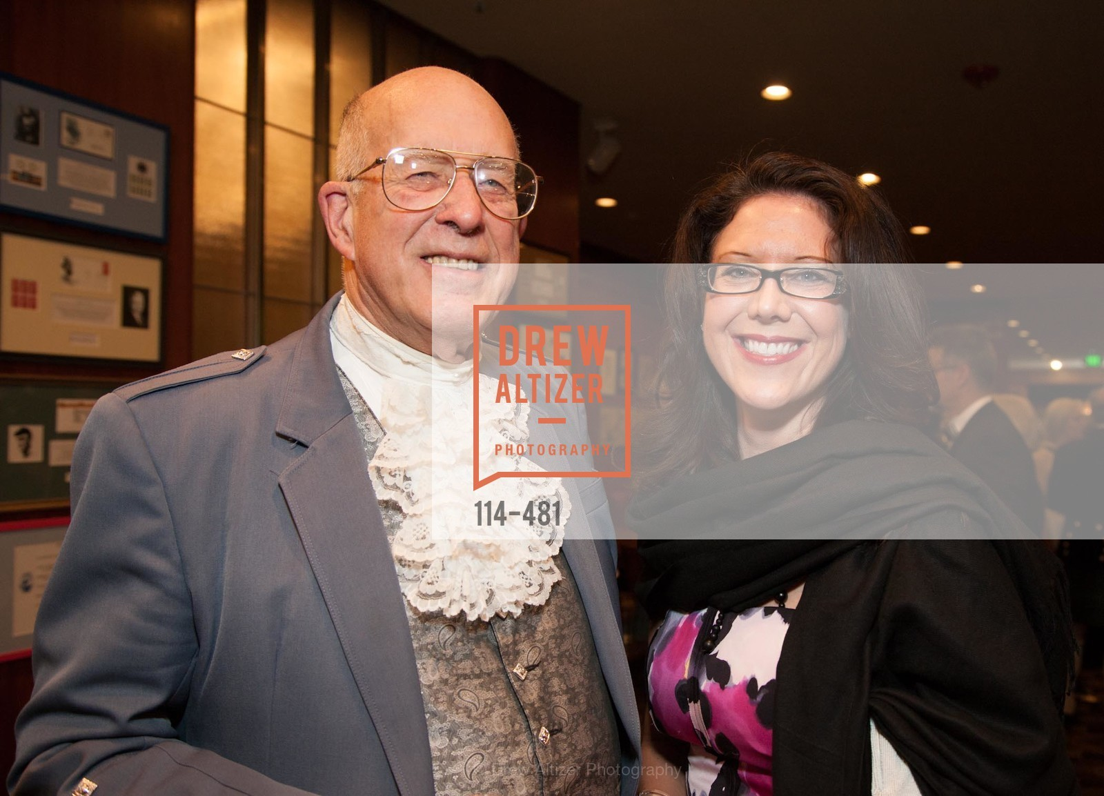 Fred Macondray, Christina Campbell, ST. ANDREW'S SOCIETY OF SAN FRANCISCO'S Traditional Burns Night Supper 2014, US. US, January 25th, 2014,Drew Altizer, Drew Altizer Photography, full-service agency, private events, San Francisco photographer, photographer california