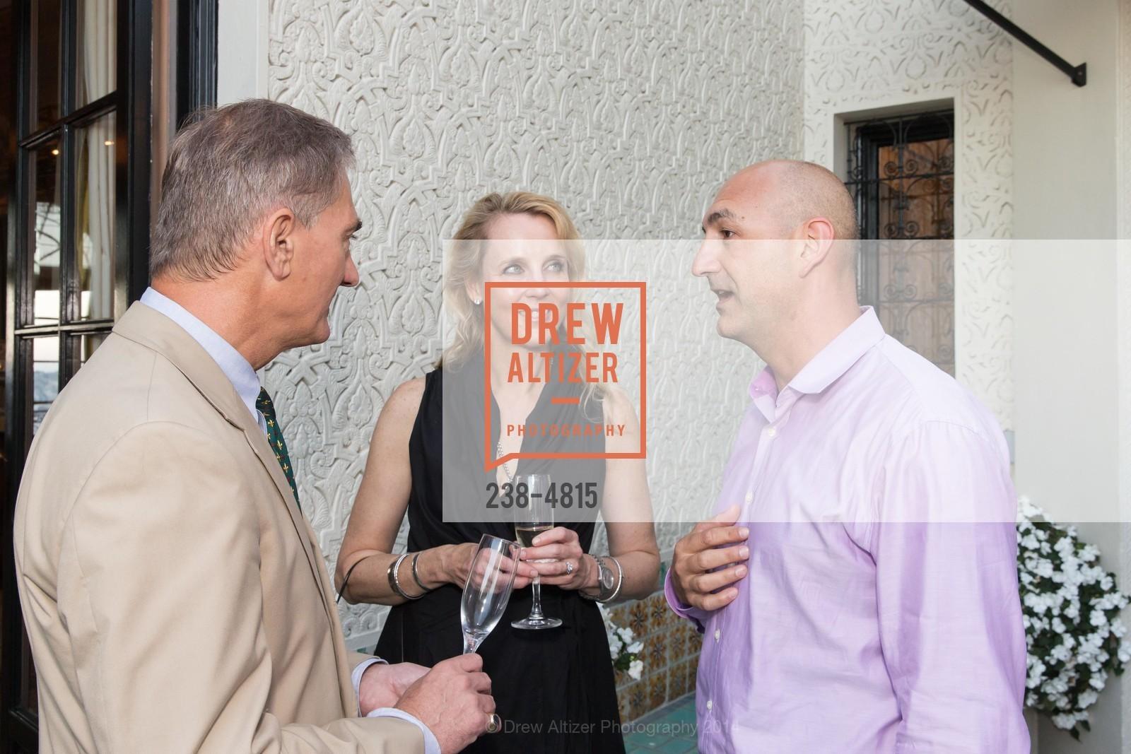 Christopher Zuber, Elizabeth Mitchell, Alfonso Veggetti, Photo #238-4815