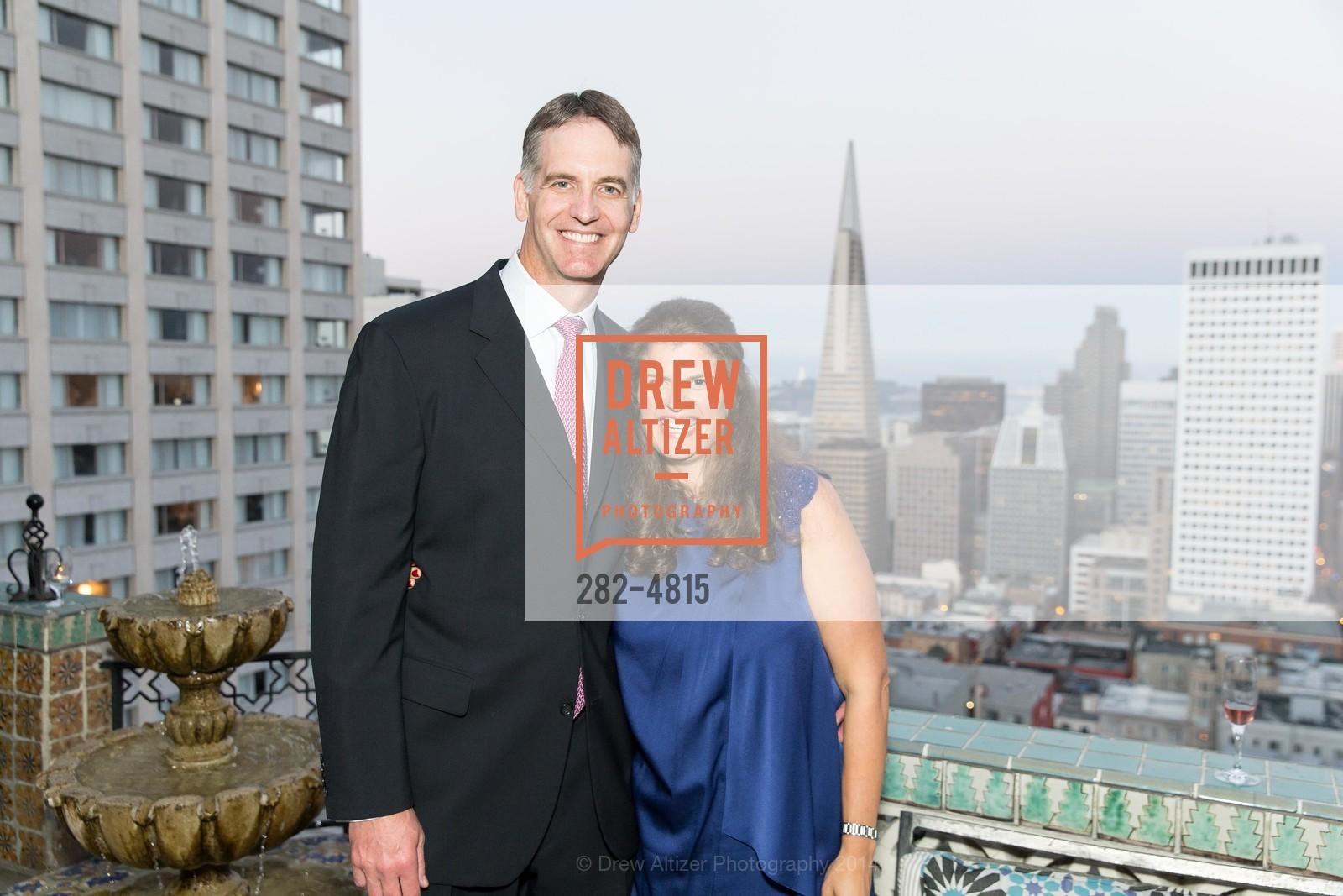 John Hoch, Amy Wender-Hoch, Photo #282-4815
