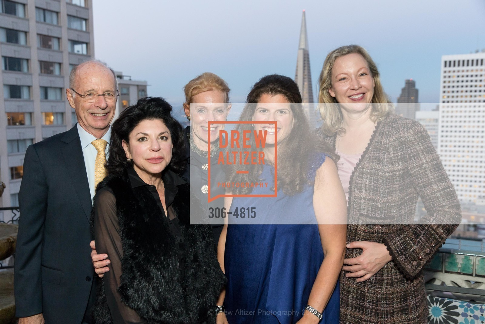 Tom Webster, Judy Webster, Amy Wender-Hoch, Betsy Vobach, Photo #306-4815