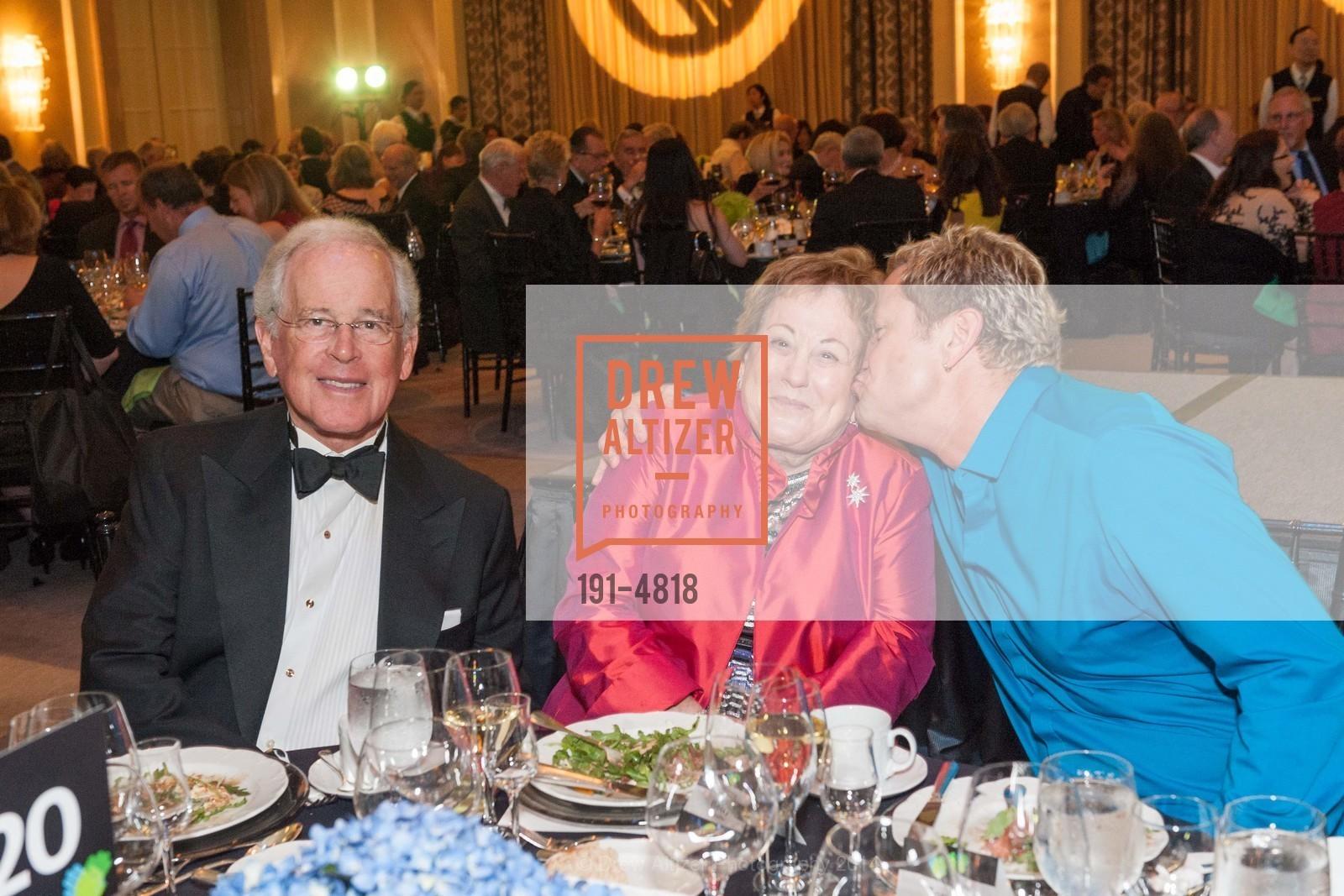 Fred Karren, Betty Schafer, Tom Frainier, Photo #191-4818