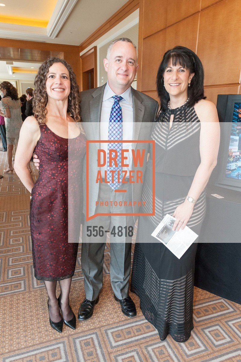 Arlene Rosenberg, Leonard Rosenberg, Cherry Haber, Photo #556-4818