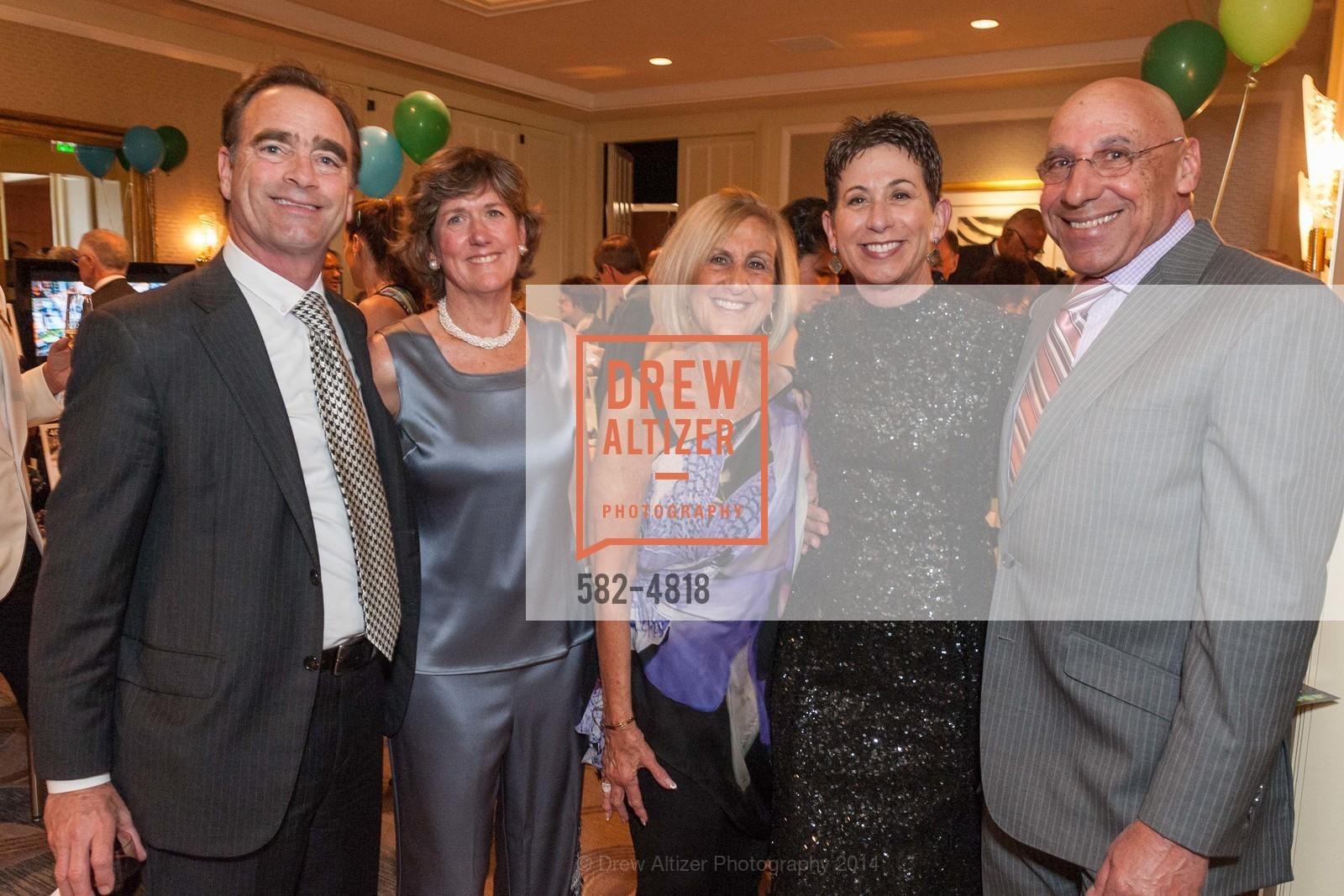 Steven Dinkelspiel, Michelle Mercer, Susan Libitzky, Dana Corvin, Harris Weinberg, Photo #582-4818