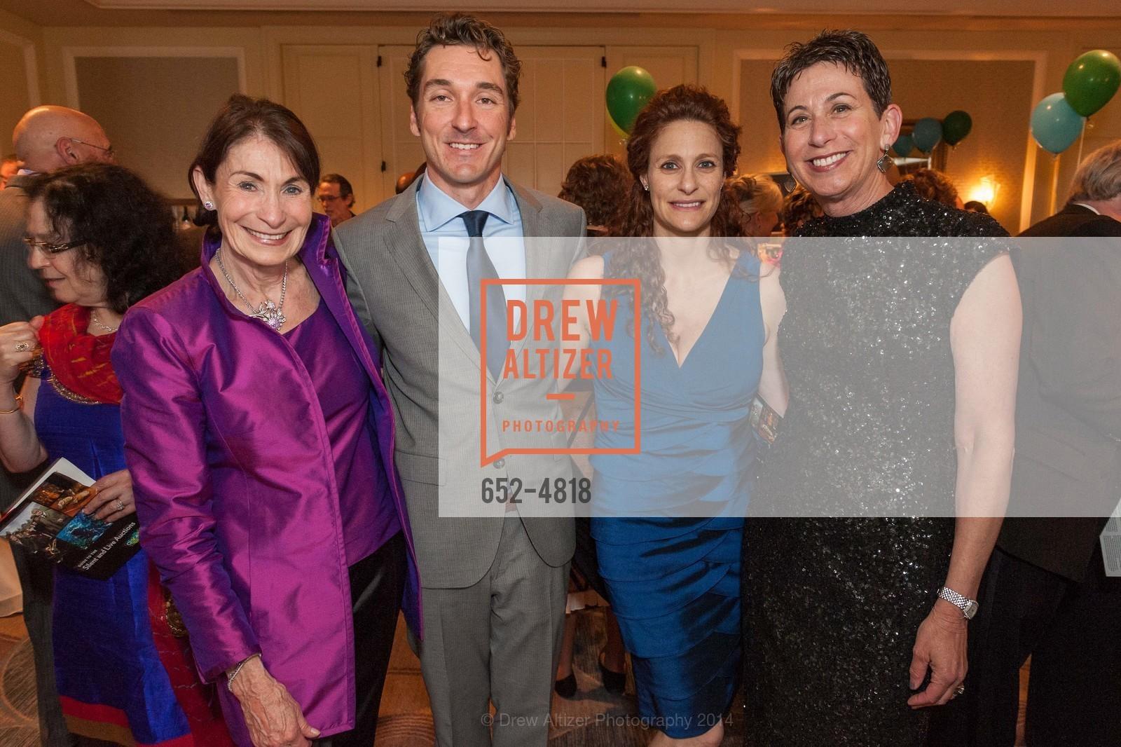 Jean Strunsky, James Steinle, LJ Strunsky, Dana Corvin, Photo #652-4818