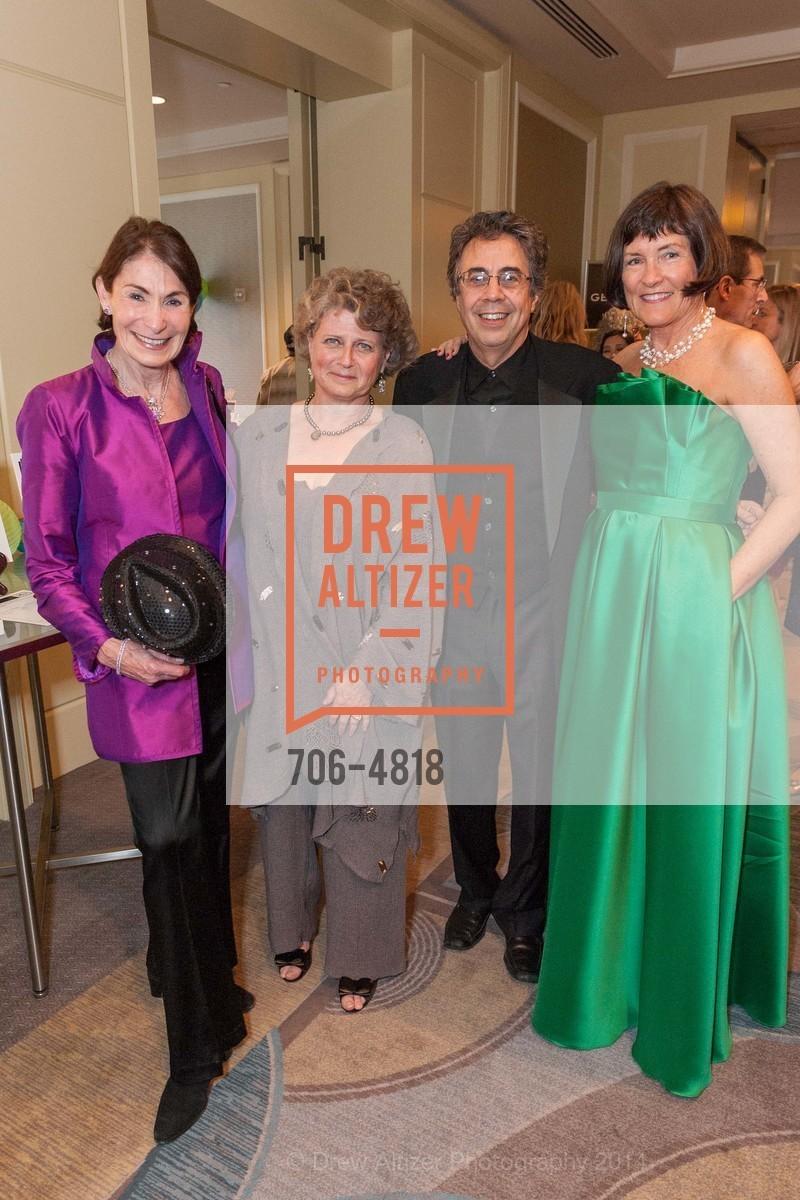 Jean Strubsky, Susan Medak, Tony Taccone, Jill Fugaro, Photo #706-4818