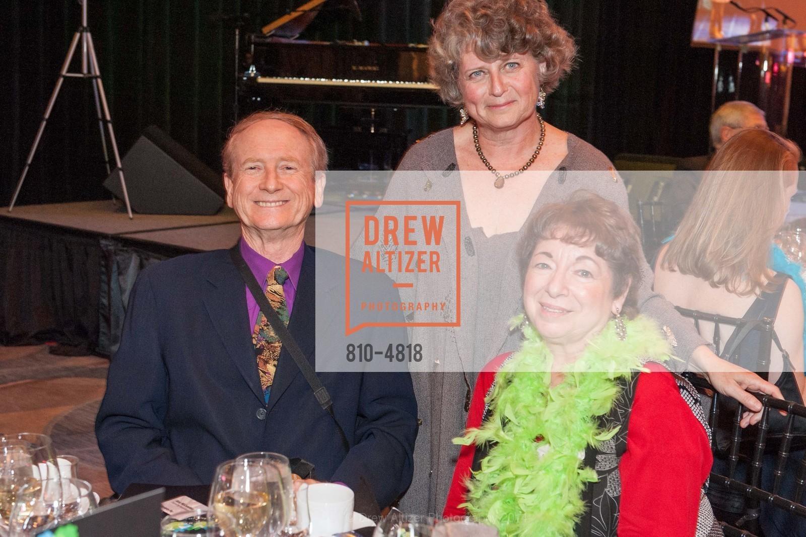 Ross McCandless, Susan Medak, Sandra McCandless, Photo #810-4818