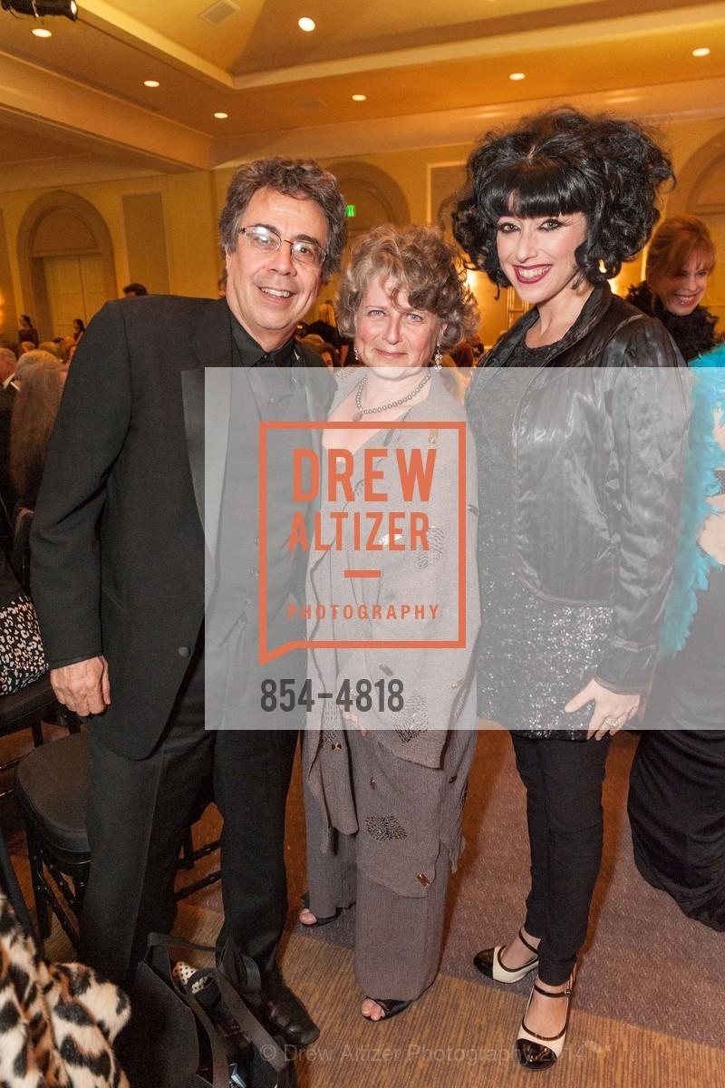Tony Taccone, Susan Medak, Meow Meow, Photo #854-4818