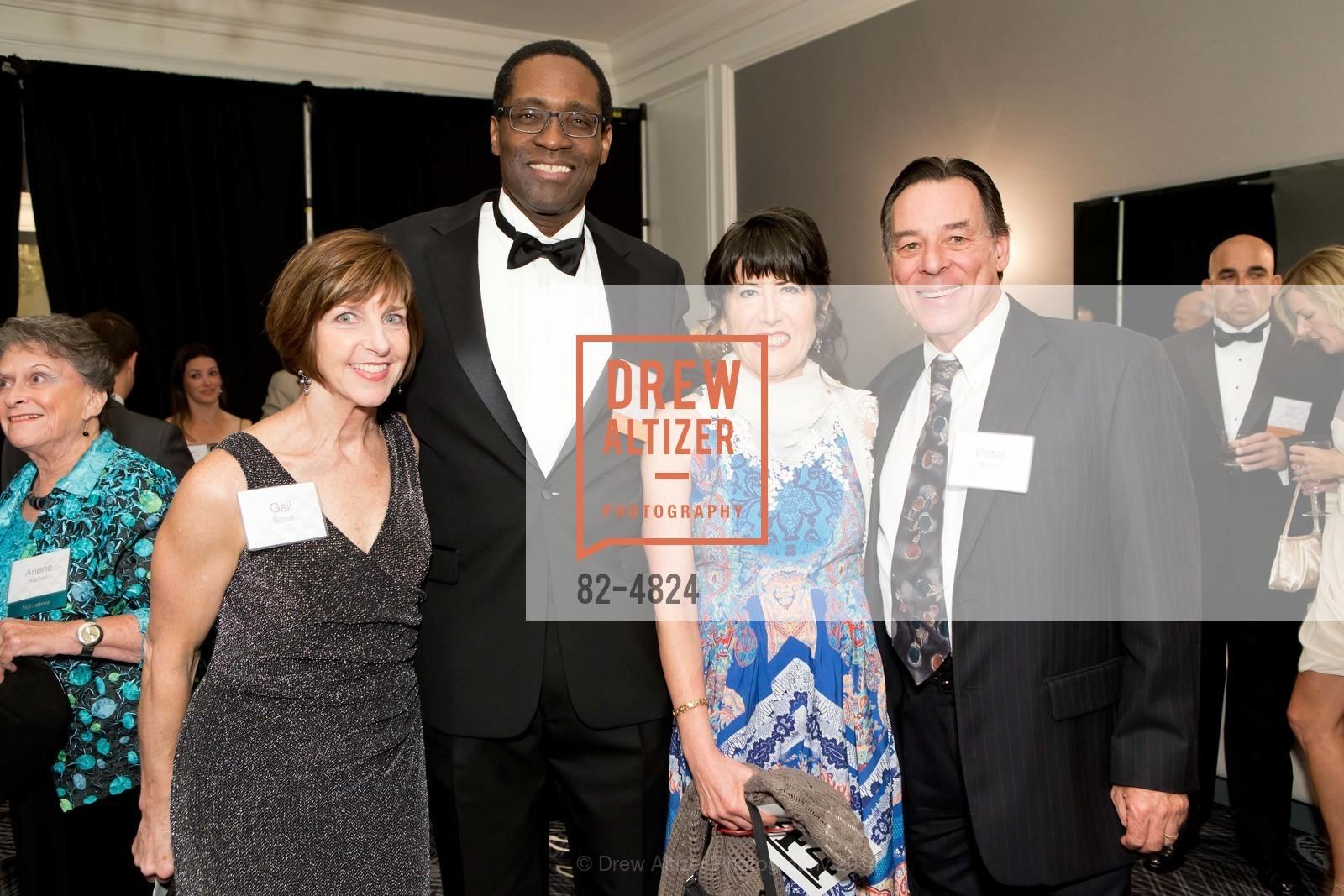 Gail Schell, George Schell, Peter Shaw, Photo #82-4824