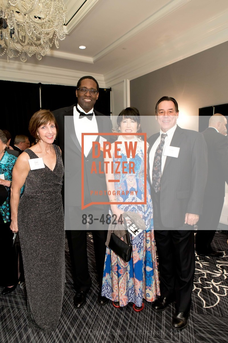 Gail Schell, George Schell, Debra Rosett, Peter Shaw, Photo #83-4824