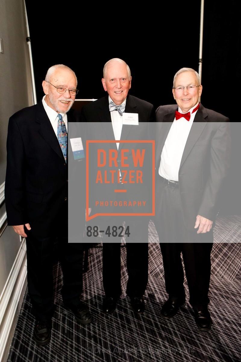 George Gregory, John Nanninga, Don Laub, Photo #88-4824