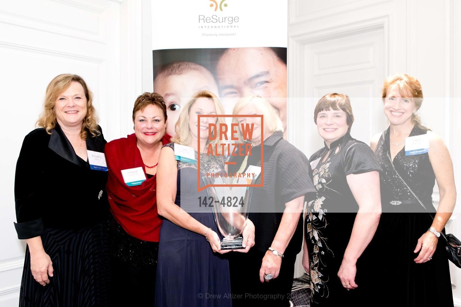 Beverly Kent, Cheryl Wraa, Tina Cerruti, Rosemary Welde, Dawn Yost, Sara Anderson, Photo #142-4824