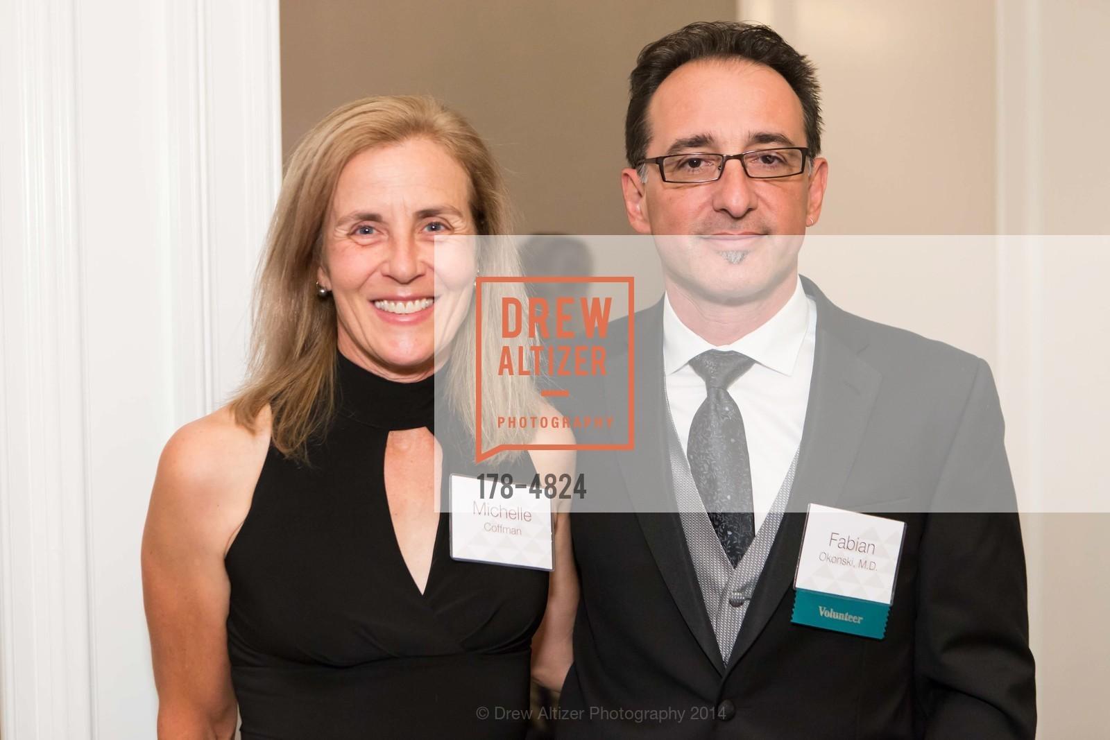 Michelle Coffman, Fabian Okonski, Photo #178-4824