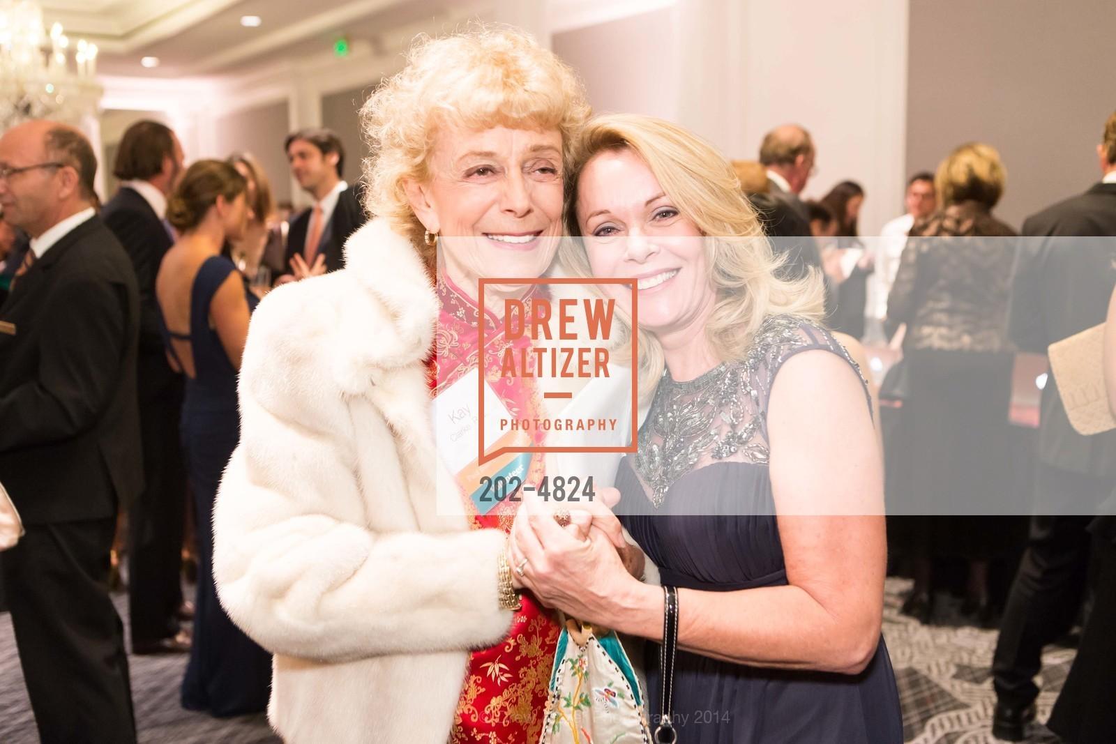 Kay Clarke, Tina Cerruti, Photo #202-4824