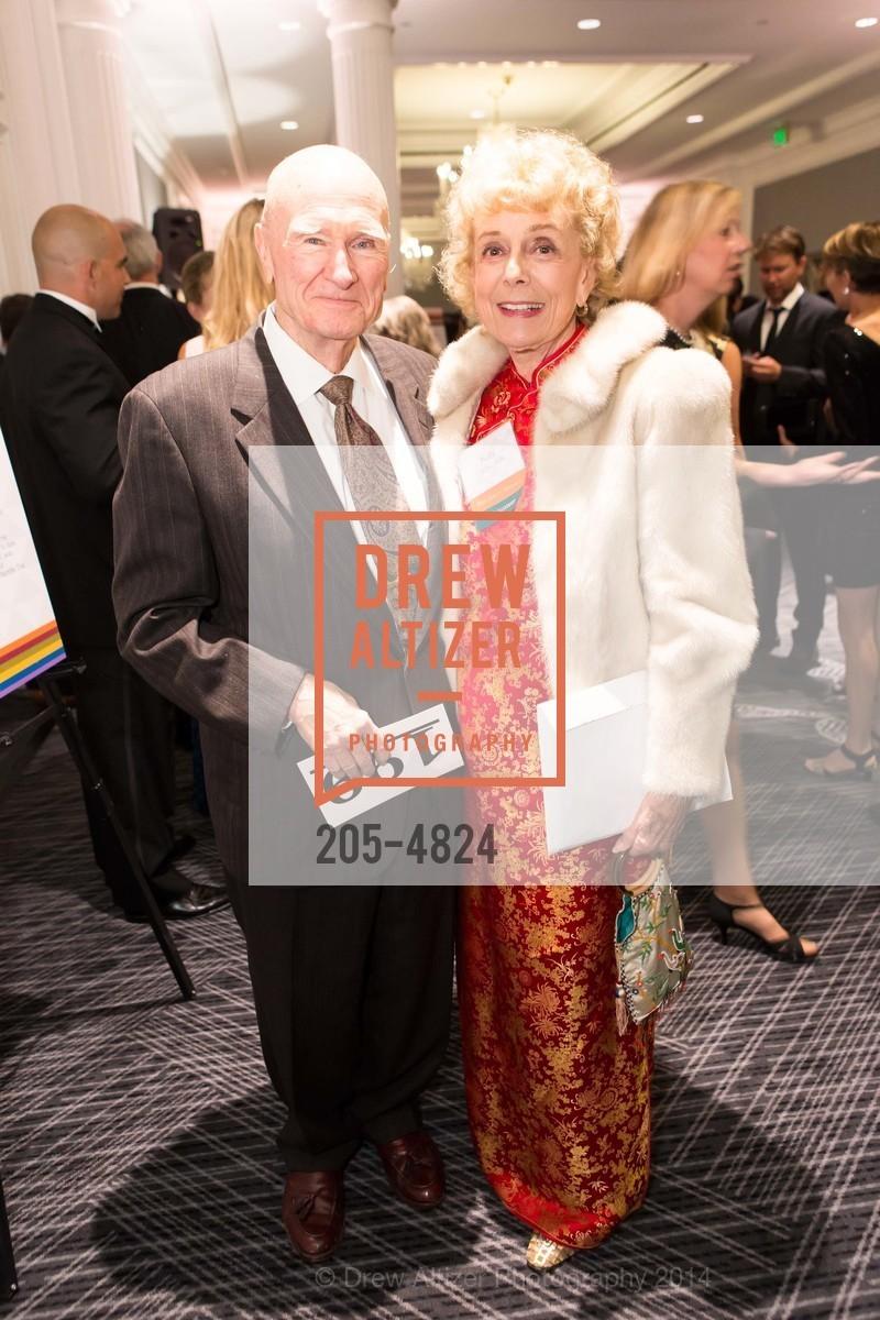 Herb Lechner, Kay Clarke, Photo #205-4824