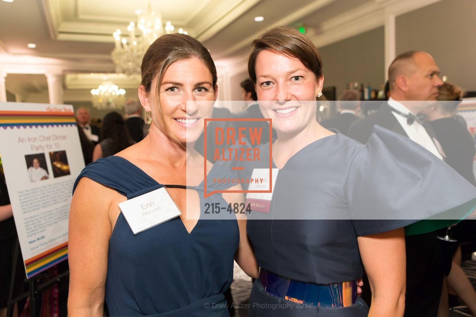 Erin Peyovich, Eileen Sheldon, Photo #215-4824
