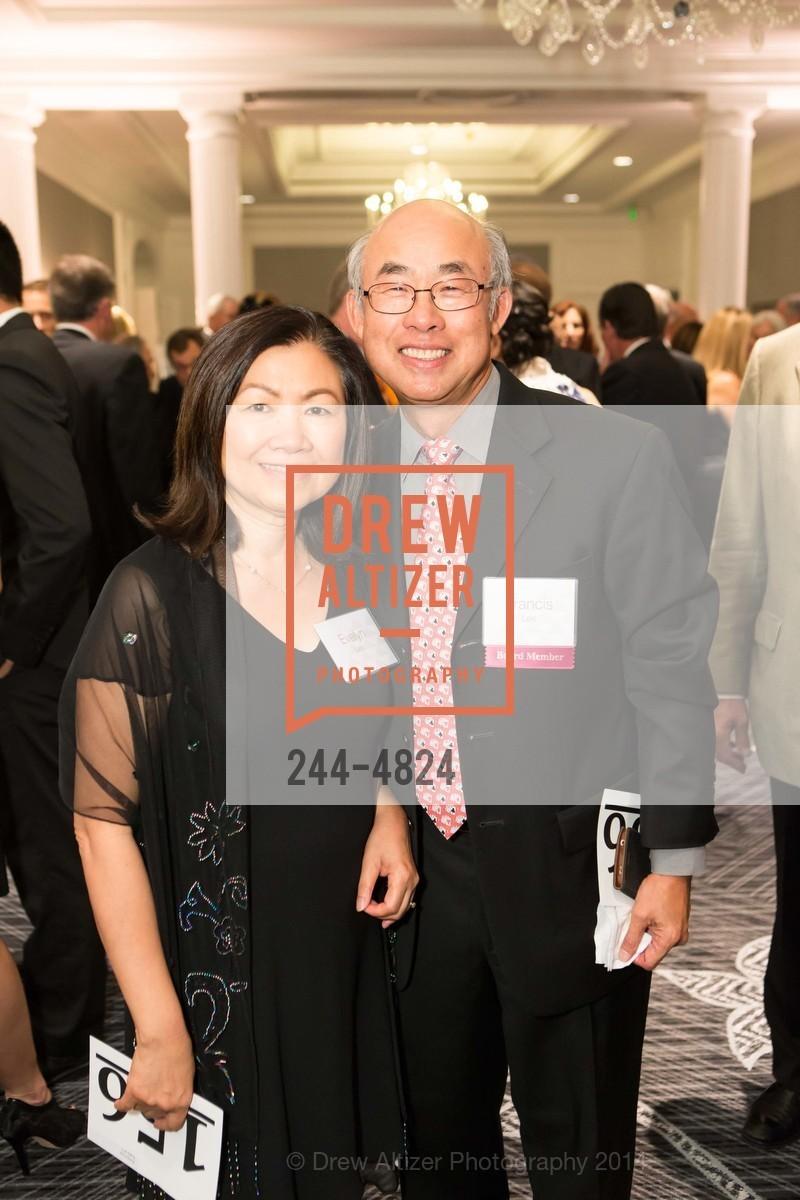 Evelyn Lee, Francis Lee, Photo #244-4824