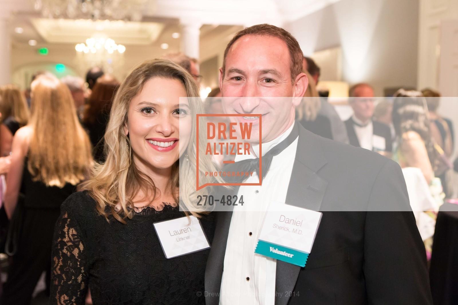 Lauren Linkner, Daniel Sherick, Photo #270-4824