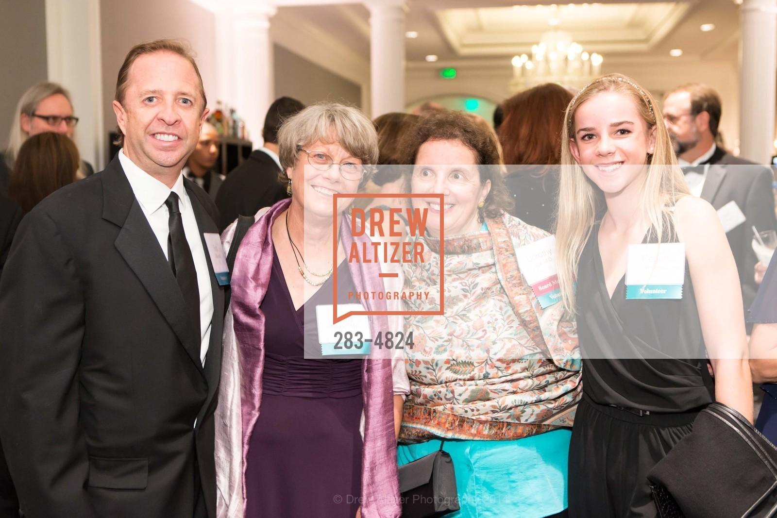 Rob Williams, Kathy Gallagher, Dorothy Zaal, Regan Williams, Photo #283-4824