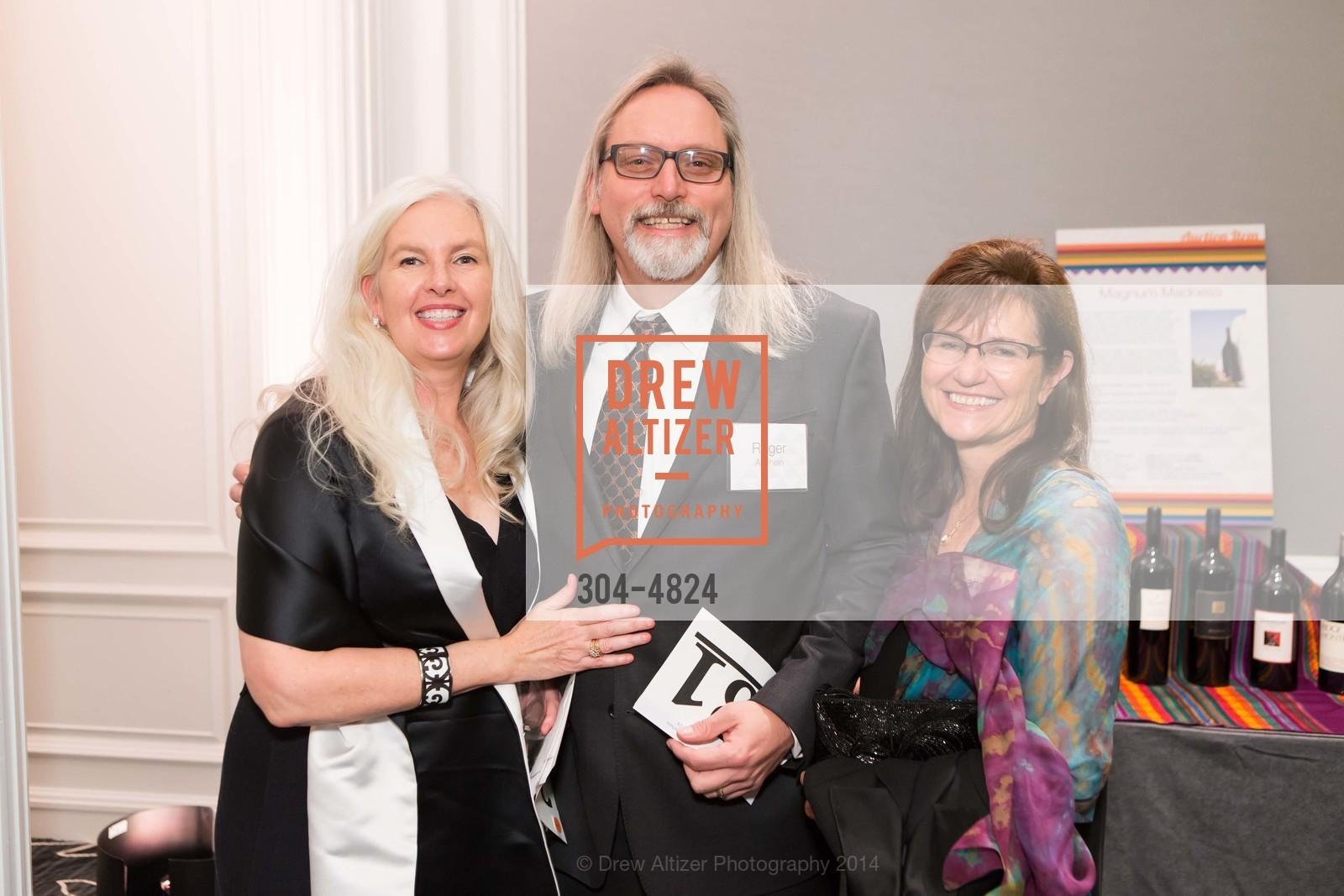 Kimberly Martin, Roger Amrhein, Joanne Mohr, Photo #304-4824