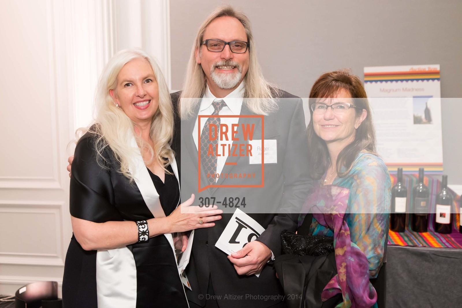 Kimberly Martin, Roger Amrhein, Joanne Mohr, Photo #307-4824
