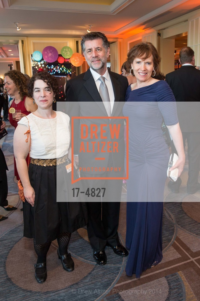 Rebecca Novick, Colin Watson, Janee Pennington-Watson, Photo #17-4827