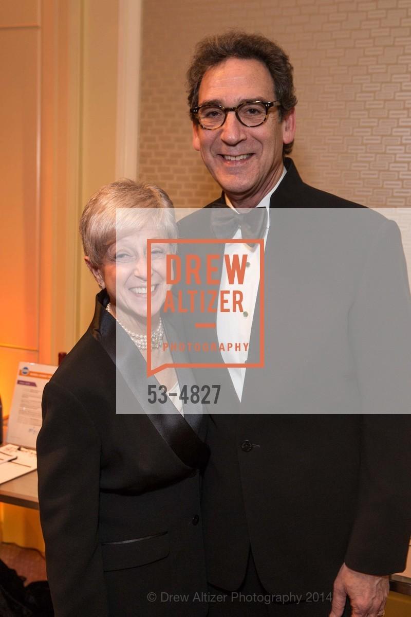 Nancy Livingston, Fred Levin, Photo #53-4827