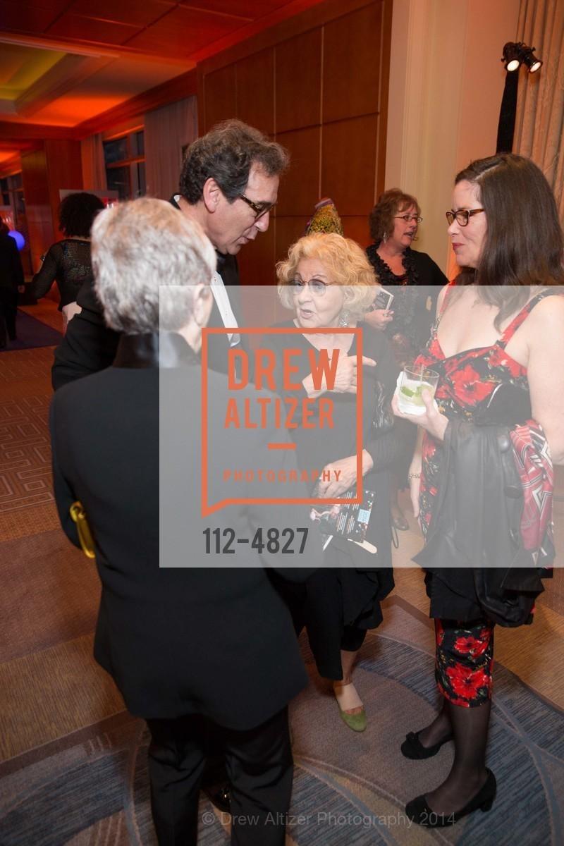 Nancy Livingston, Fred Levin, Jeannette Etheredge, Photo #112-4827