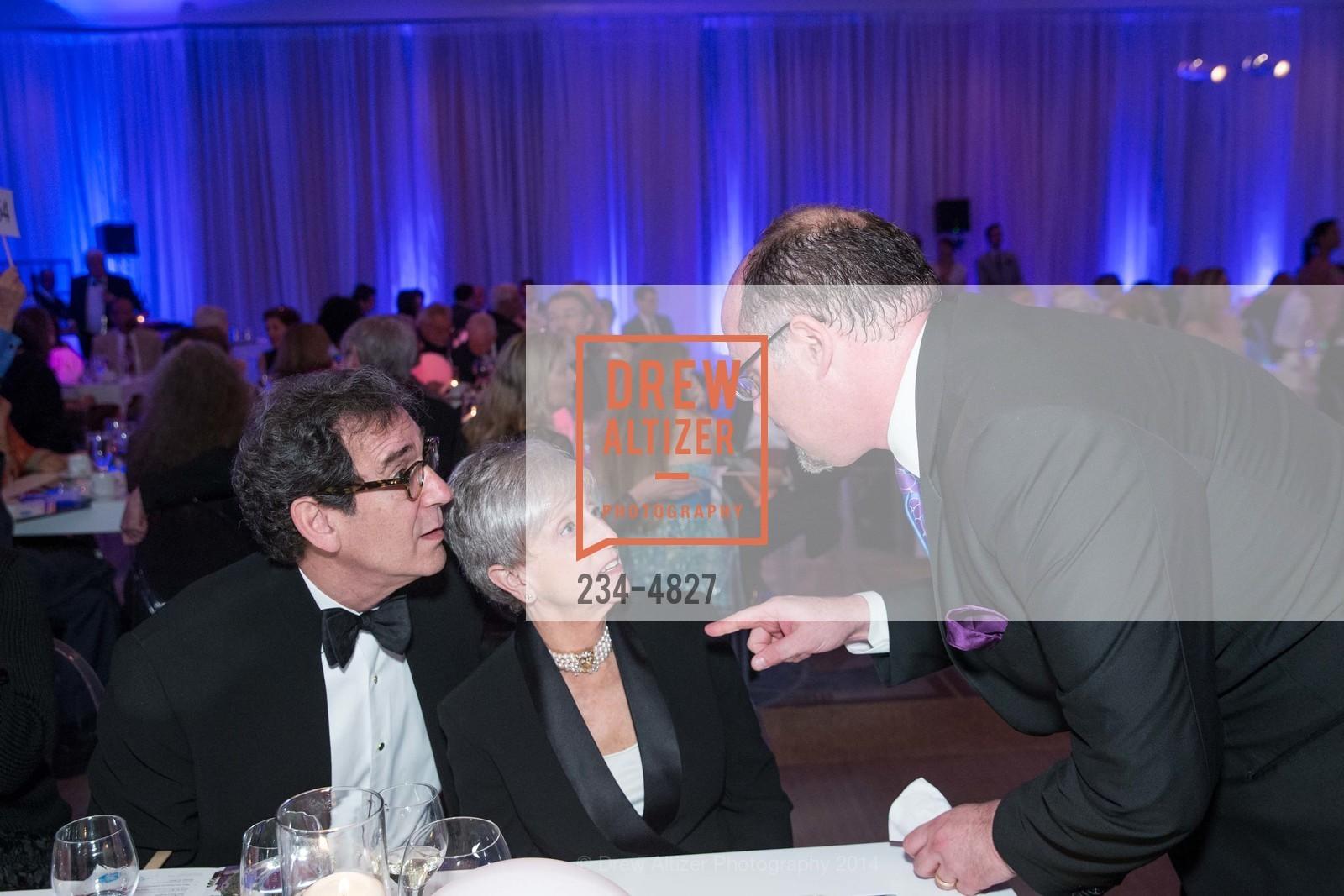 Fred Levin, Nancy Livingston, Jonathan Moscone, Photo #234-4827