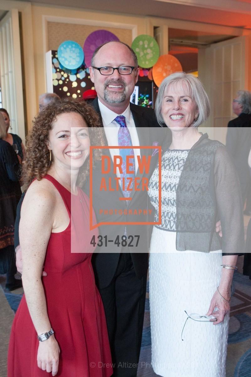 Susie Falk, Jonathan Moscone, Jeannie Simpson, Photo #431-4827