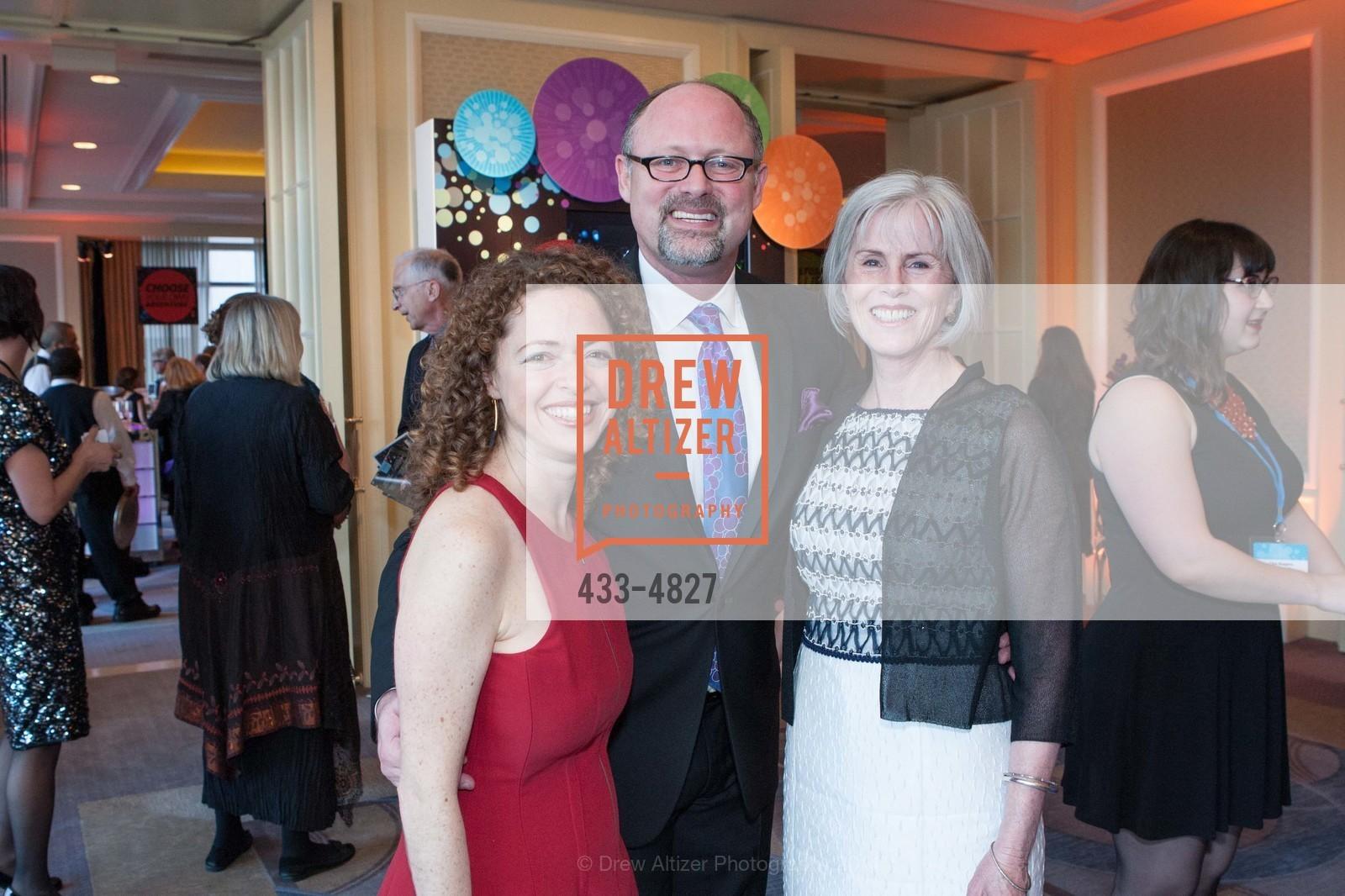 Susie Falk, Jonathan Moscone, Jeannie Simpson, Photo #433-4827