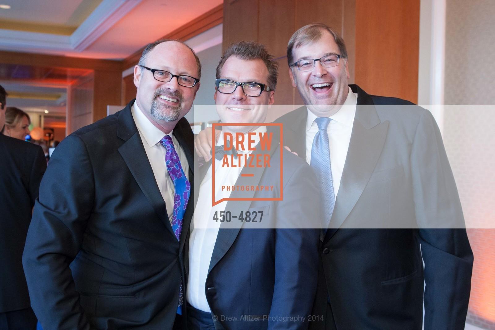 Jonathan Moscone, Simon Baker, Frank Starn, Photo #450-4827