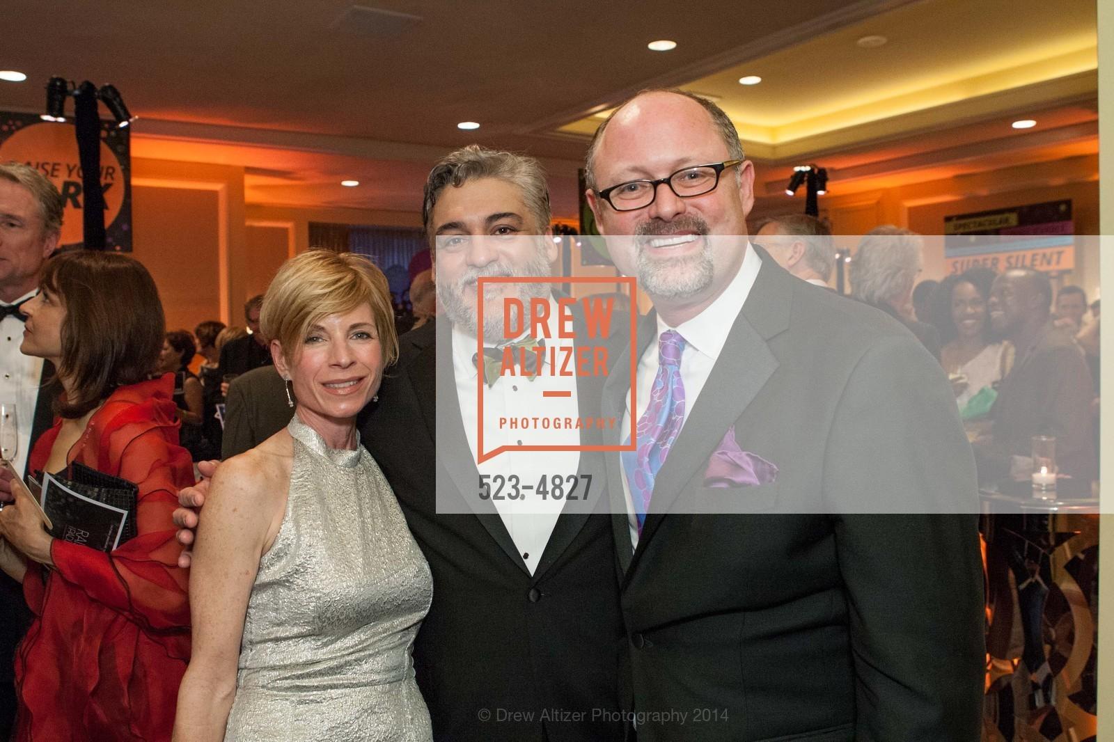 Julie Simpson, Darryl Carbonaro, Jonathan Moscone, Photo #523-4827