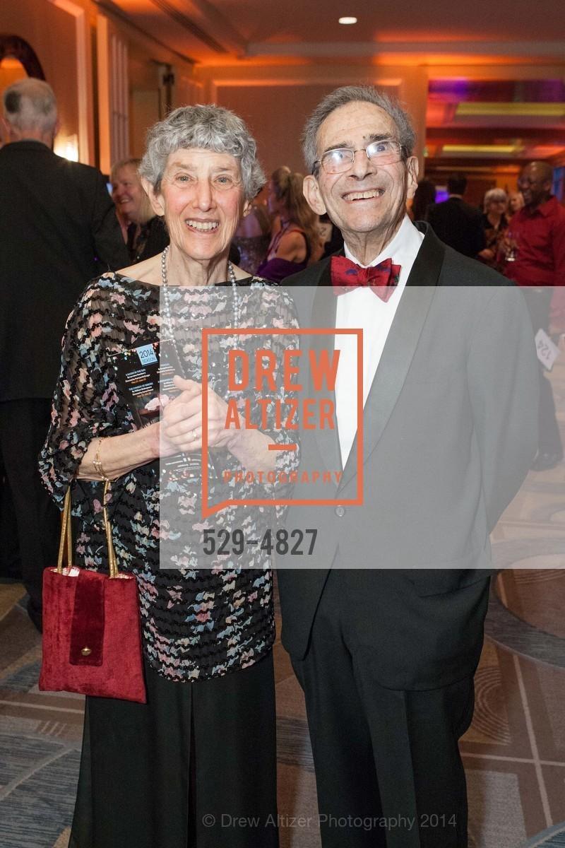 Sondra Schlesinger, Milton Schlesinger, Photo #529-4827