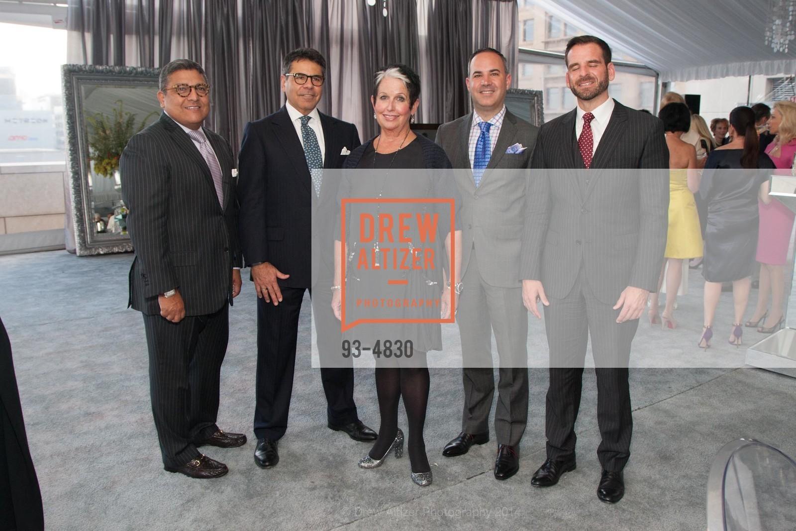 Riccardo Benavides, Gary Garabedian, Karen Kubin, Robert Arnold-Kraft, Ryan Williams, Photo #93-4830