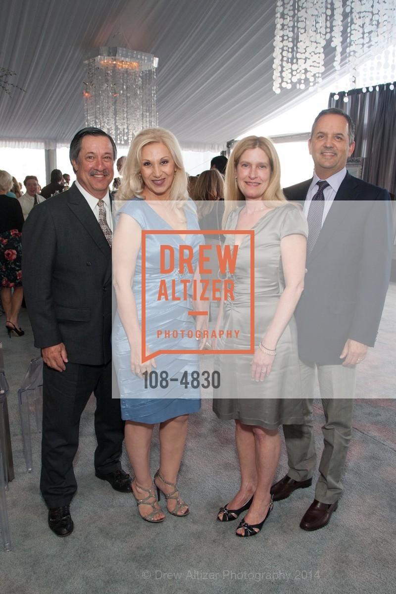 Paul van Dyk, Gloria Saduman Guvel, Donna Matcovich, Rick Matcovich, Photo #108-4830