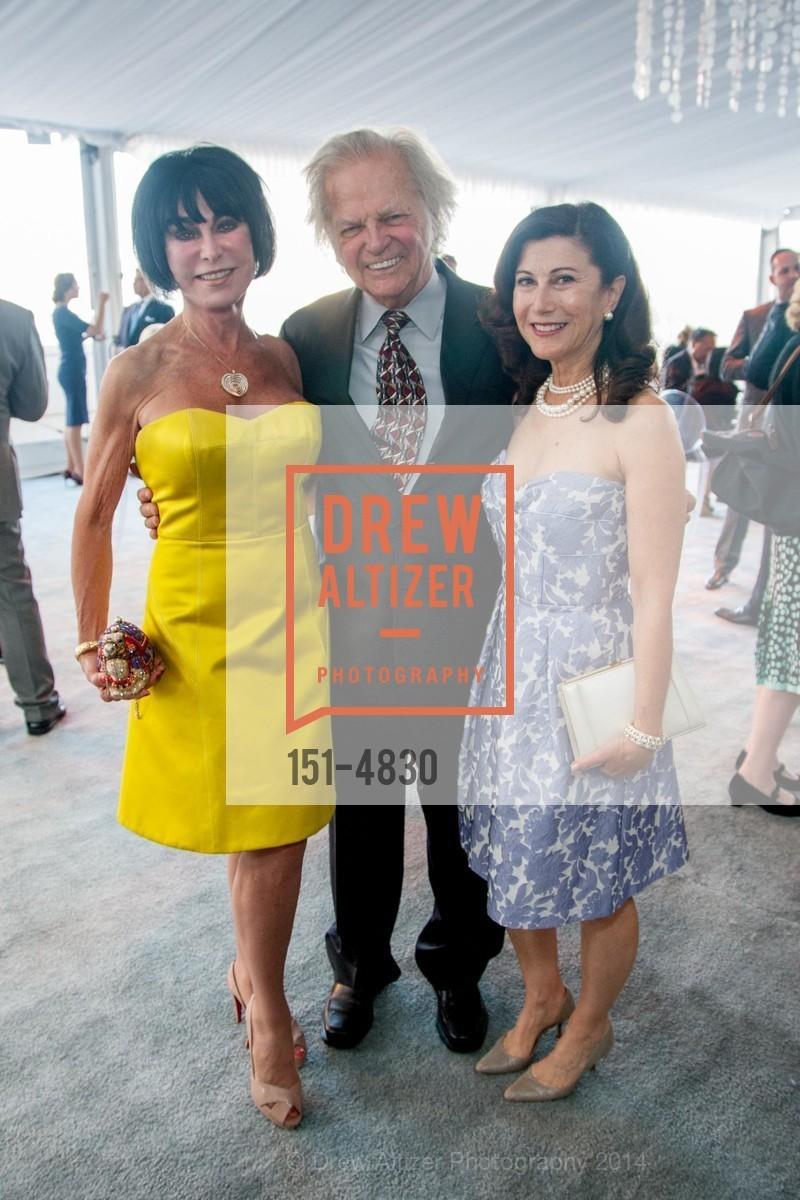 Marilyn Cabak, Michael Cabak, Adrienne Mally, Photo #151-4830