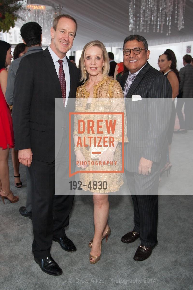 Jon Gossett, Barbara Brown, Riccardo Benavides, Photo #192-4830