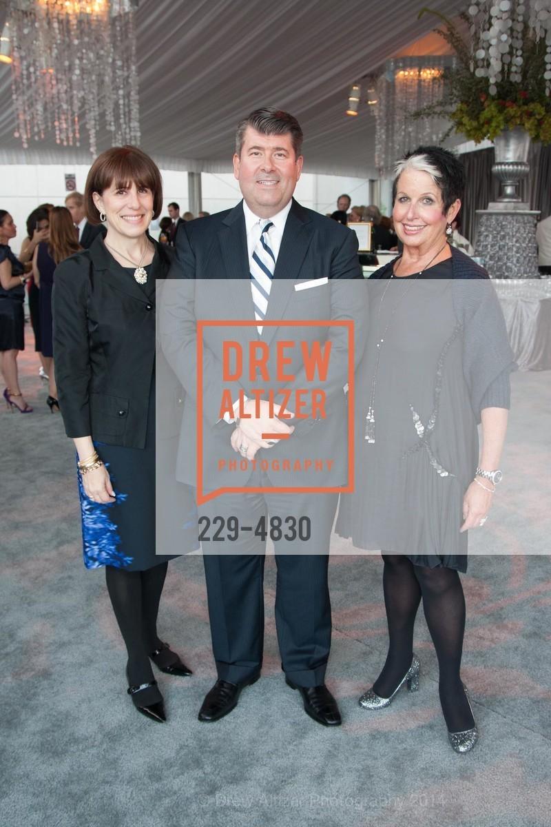 Terri Mino, Alan Morrell, Karen Kubin, Photo #229-4830