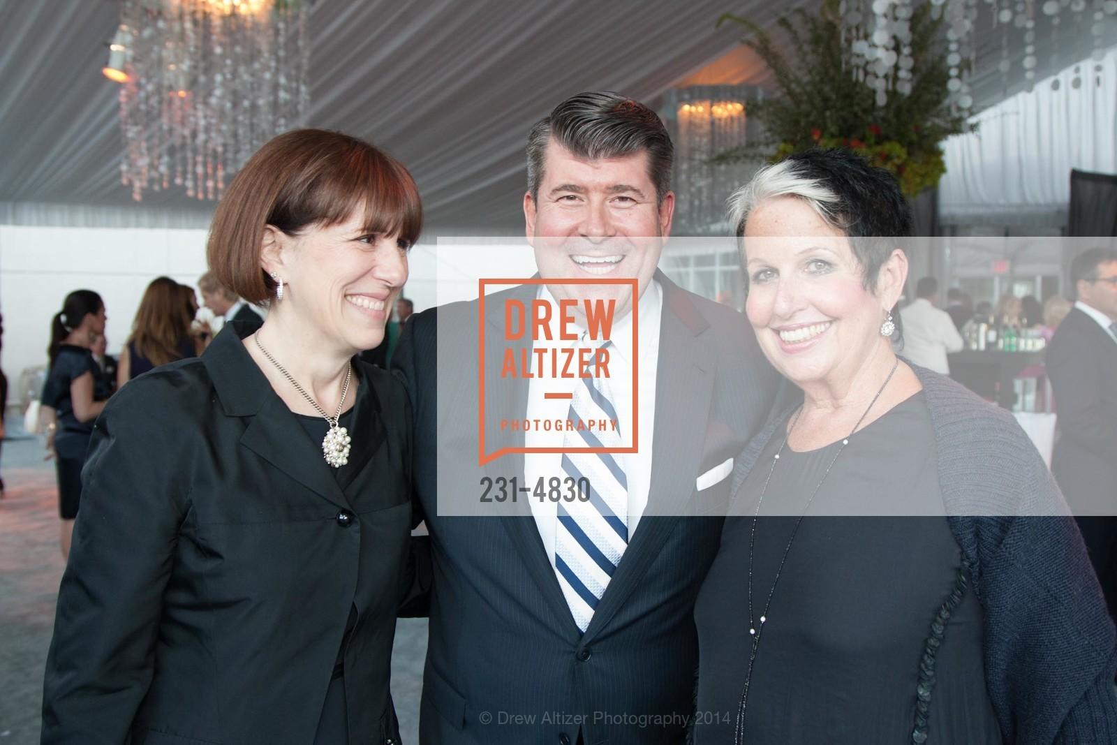Terri Mino, Alan Morrell, Karen Kubin, Photo #231-4830