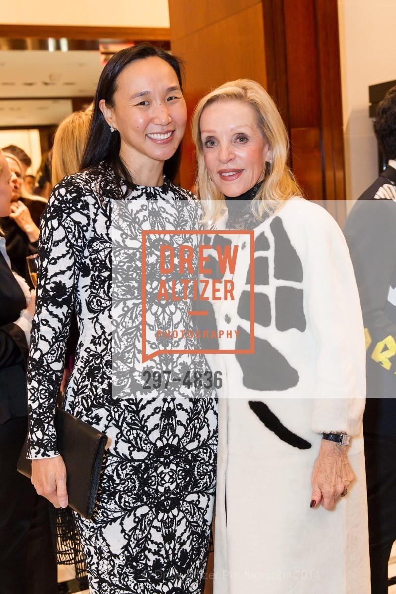 Carolyn Chang, Barbara Brown, Photo #297-4836