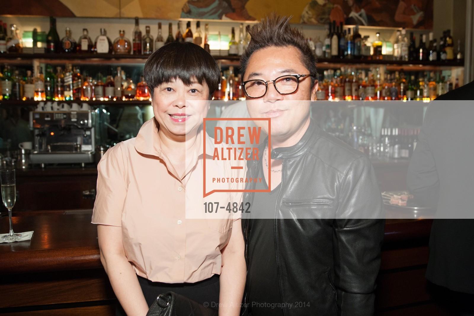 Evon Lau, Ron Lau, Photo #107-4842