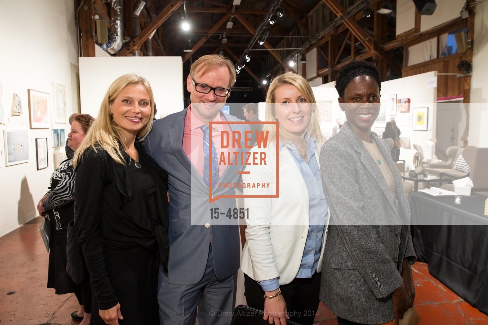 Dominque Forsberg, Casper Schuebbe, Kira Lyons, Lola Olazunjoye, Photo #15-4851