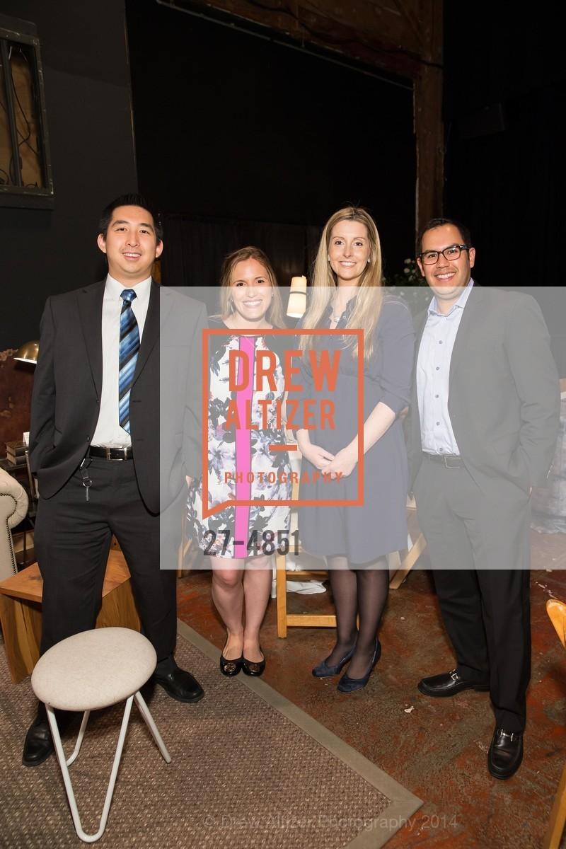 Kevin Wang, Erin Hastings, Amy Miller, Garrett Perez, Photo #27-4851