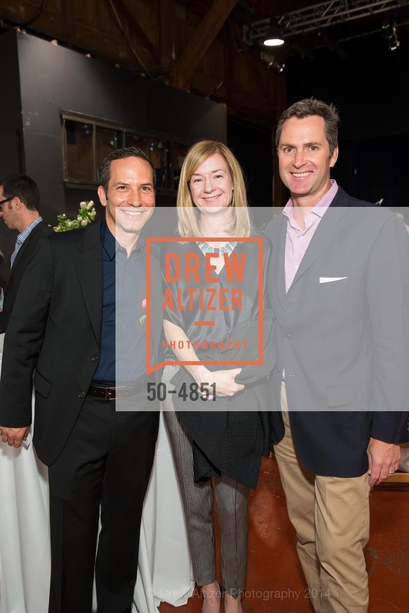 Larry Matthews, Katie Paige, Matt Paige, Photo #50-4851