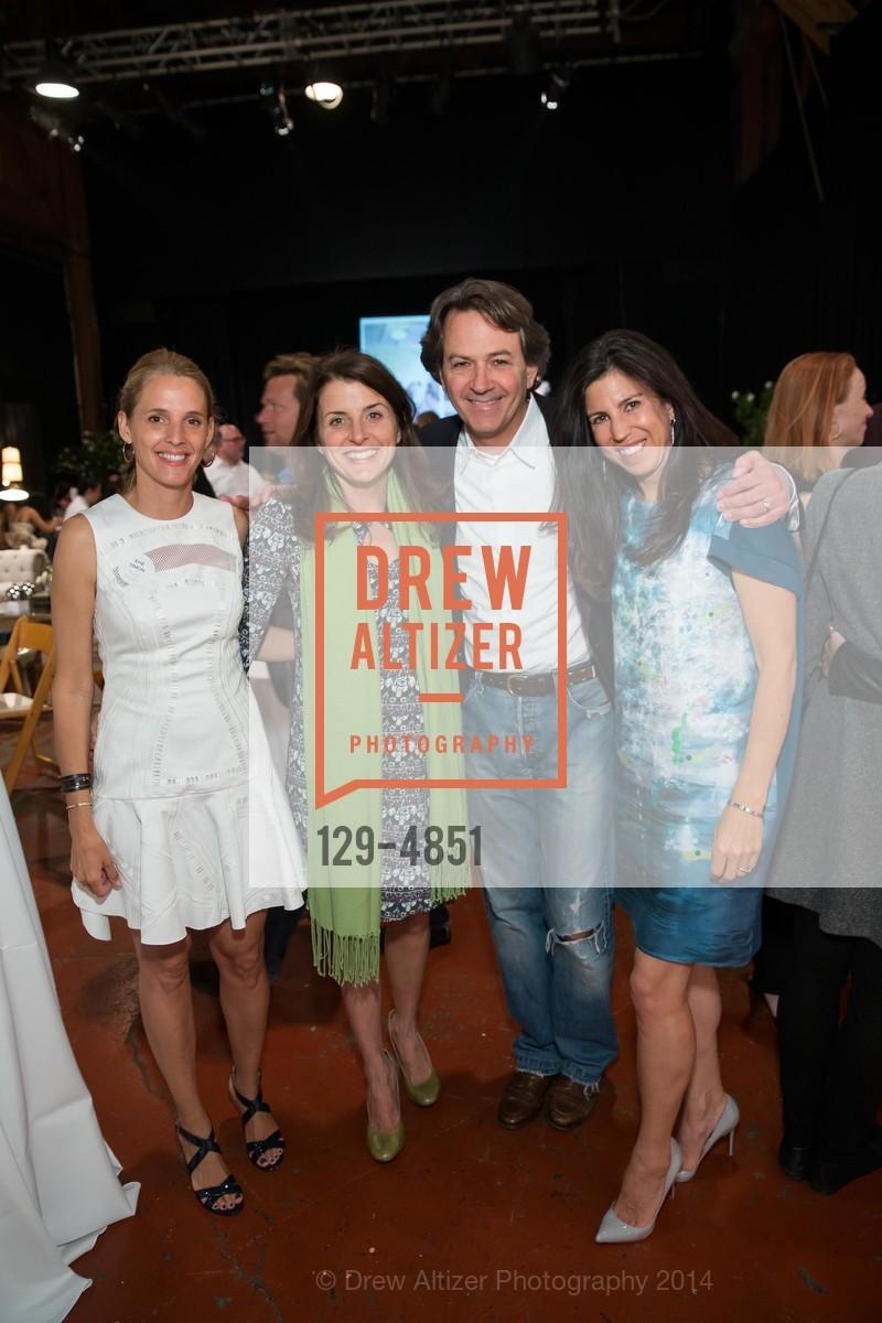 Evie Simon, Heather Fowler, Kelly Fowler, Christy Swildens, Photo #129-4851