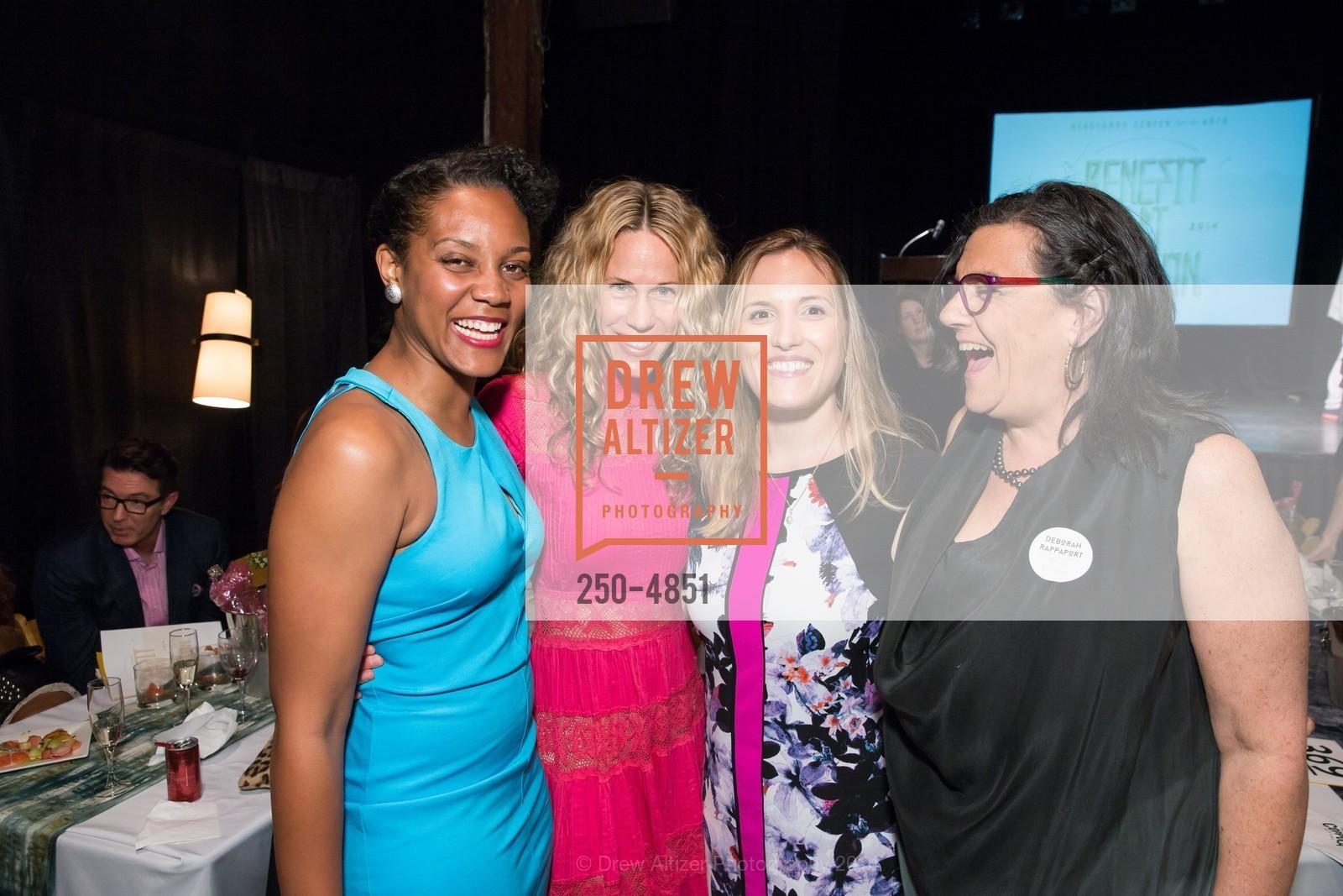 Chinaka Hodge, Melissa Barber, Erin Hastings, Deborah Rappaport, Photo #250-4851
