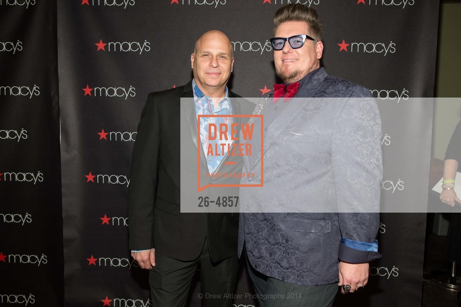 Mike Gansmoe, Paul Anthony, Photo #26-4857
